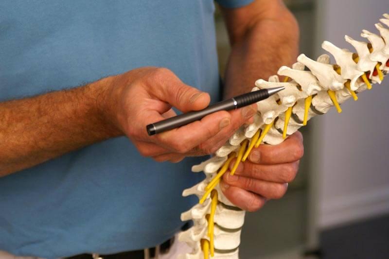 בעיות עמוד שדרה